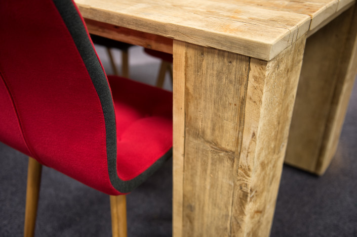 Steigerhouten meubels